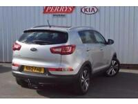 2012 Kia Sportage 2.0 CRDi KX-3 5 door Diesel Estate