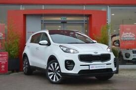 2016 Kia Sportage 2.0 CRDi KX-4 5 door Diesel Estate
