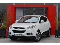 2014 Hyundai ix35 2.0 CRDi Premium 5 door [Leather] Auto Diesel Estate
