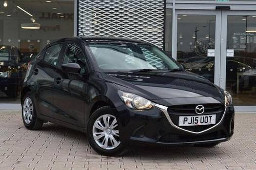 2015 Mazda 2 1.5 75 SE 5 door Petrol Hatchback