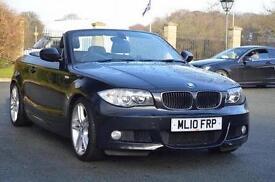 2010 BMW 1-Series 118i M Sport 2 door Petrol Convertible