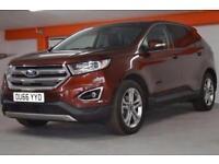 2016 Ford Edge 2.0 TDCi 210 Titanium 5 door Powershift Diesel Estate