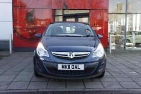 2011 Vauxhall Corsa 1.4 Exclusiv 5 door [AC] Petrol Hatchback