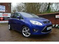 2014 Ford C-MAX 2.0 TDCi Titanium X 5 door Diesel Estate