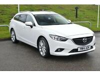 2014 Mazda 6 2.2d Sport Nav 5 door Diesel Estate