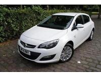 2014 Vauxhall Astra 1.4i 16V Excite 5 door Petrol Hatchback