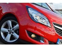 2014 Vauxhall Meriva 1.4i 16V Tech Line 5 door Petrol Estate