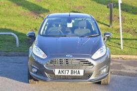 2017 Ford Fiesta 1.0 Titanium 3 door Petrol Hatchback