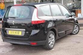 2011 Renault Grand Scenic 1.5 dCi 110 Expression 5 door EDC Diesel Estate