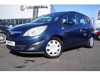 2011 Vauxhall Meriva 1.7 CDTi 16V [130] Exclusiv 5 door Diesel Estate