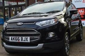 2016 Ford EcoSport 1.5 TDCi 95 Titanium 5 door [17in] Diesel Hatchback