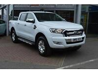 2016 Ford Ranger Pick Up Double Cab Limited 1 2.2 TDCi Diesel Van