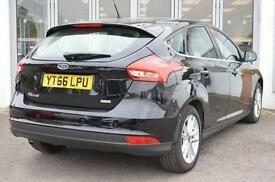 2016 Ford Focus 1.0 EcoBoost 125 Zetec 5 door Petrol Hatchback