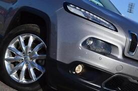 2015 Jeep Cherokee 2.2 Multijet 200 Limited 5 door Auto Diesel Estate