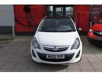 2012 Vauxhall Corsa 1.2 Limited Edition 3 door Petrol Hatchback