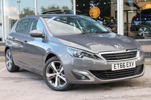 2017 Peugeot 308 1.2 PureTech 130 Allure 5 door EAT6 Petrol Hatchback