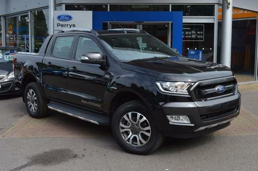 2017 ford ranger pick up double cab wildtrak 3 2 tdci 200 diesel double cab pick in high. Black Bedroom Furniture Sets. Home Design Ideas