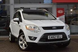 2012 Ford Kuga 2.0 TDCi 163 Titanium X 5 door Powershift Diesel Estate