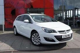 2014 Vauxhall Astra 2.0 CDTi 16V Tech Line 5 door Diesel Estate