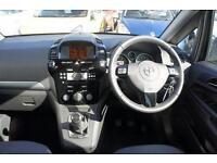 2012 Vauxhall Zafira 1.6i [115] Design 5 door Petrol People Carrier