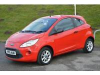 2015 Ford Ka 1.2 Studio Connect 3 door [Start Stop] Petrol Hatchback
