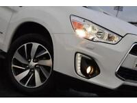 2014 Mitsubishi ASX 1.8 4 5 door 4WD Diesel Estate
