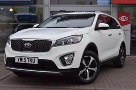 2015 Kia Sorento 2.2 CRDi KX-2 5 door Diesel Estate