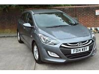 2014 Hyundai i30 Tourer 1.6 CRDi Blue Drive Active 5 door Diesel Estate