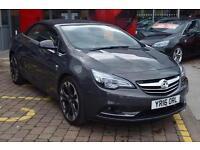 2016 Vauxhall Cascada 1.4T Elite 2 door Petrol Convertible