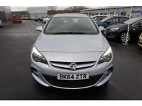 2014 Vauxhall Astra 1.6i 16V Limited Edition 5 door Petrol Hatchback