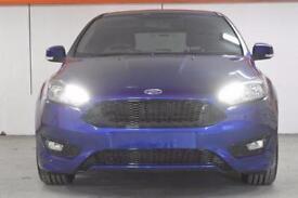 2017 Ford Focus 1.5 EcoBoost ST-Line Navigation 5 door Petrol Hatchback
