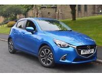 2017 Mazda 2 1.5 Sport Nav 5 door Petrol Hatchback