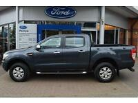 2014 Ford Ranger Pick Up Double Cab XLT 2.2 TDCi 150 4WD Diesel Van