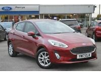 2017 Ford Fiesta 1.1 Zetec 5 door Petrol Hatchback