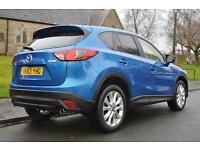 2013 Mazda CX-5 2.2d [175] Sport Nav 5 door AWD Auto Diesel Estate