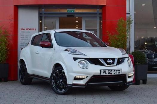 2015 Nissan Juke 16 Dig T Nismo Rs 5 Door Petrol Hatchback In