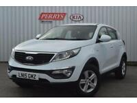 2015 Kia Sportage 1.7 CRDi ISG 1 5 door Diesel Estate