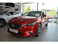 2016 Mazda 6 2.0 Sport Nav 5 door Petrol Estate