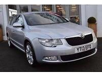 2013 Skoda Superb 2.0 TDI CR 140 Elegance 5 door DSG Diesel Hatchback
