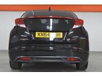 2014 Honda Civic 1.8 i-VTEC SE Plus 5 door Petrol Hatchback