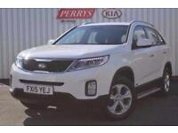2015 Kia Sorento 2.2 CRDi KX-1 5 door Diesel Estate