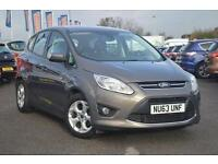 2013 Ford C-MAX 1.0 EcoBoost 125 Zetec 5 door Petrol Estate