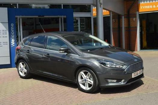 2017 ford focus 2 0 tdci titanium 5 door powershift diesel hatchback in high wycombe. Black Bedroom Furniture Sets. Home Design Ideas
