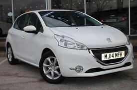 2014 Peugeot 208 1.0 VTi Active 5 door Petrol Hatchback