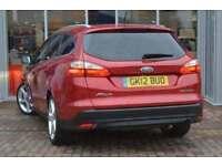 2012 Ford Focus 1.6 EcoBoost Titanium X 5 door Petrol Estate