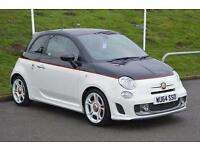 2014 Abarth 595 1.4 T-Jet 165 Turismo 3 door Petrol Hatchback