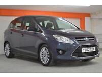 2013 Ford C-MAX 1.6 EcoBoost Titanium 5 door Petrol Estate