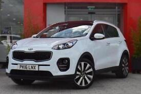 2016 Kia Sportage 1.7 CRDi ISG 4 5 door Diesel Estate