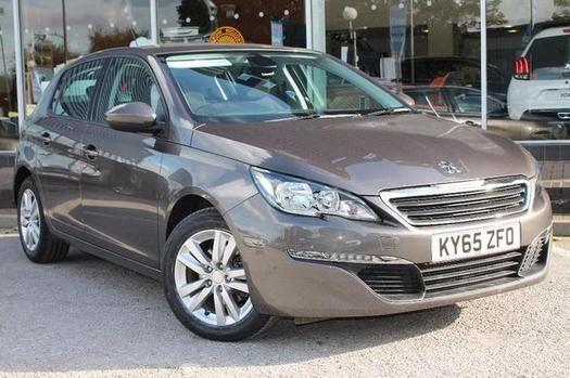 2015 Peugeot 308 1.6 BlueHDi 120 Active 5 door Diesel Hatchback