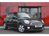 2010 MINI One 1.6 One D 3 door [Pepper Pack] Diesel Hatchback